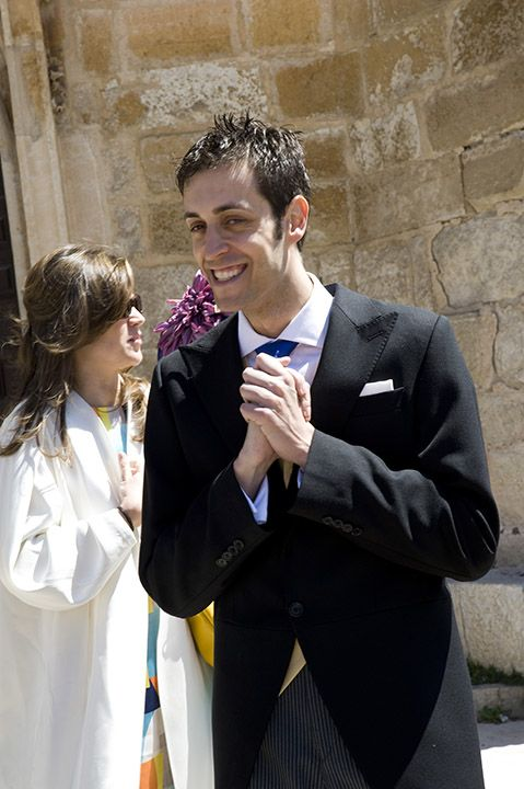 boda en la Iglesia de La Magdalena Torrelaguna